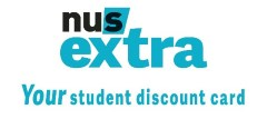 NUS Extra - buy your NUS card here!