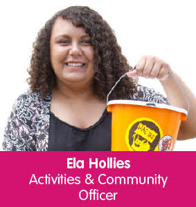 Ela Hollies - Community Officer