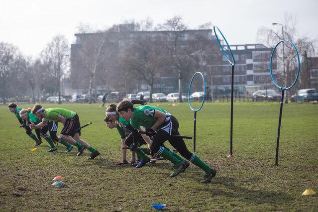 Keele Quidditch Taster Session 2