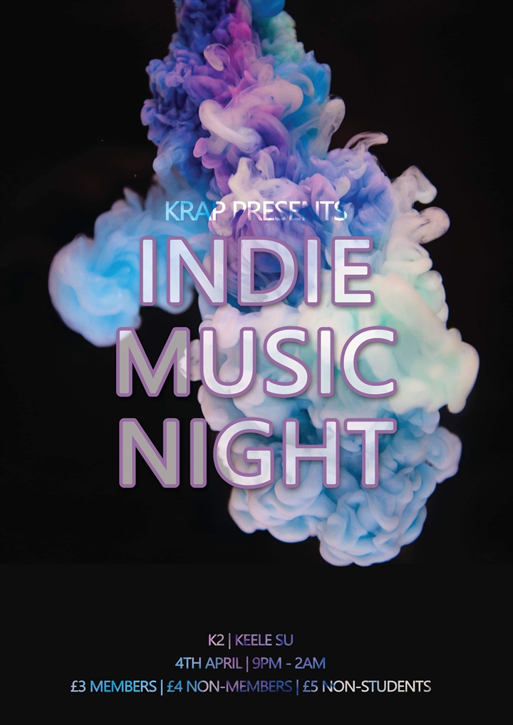 KRAP Presents: Indie Night!