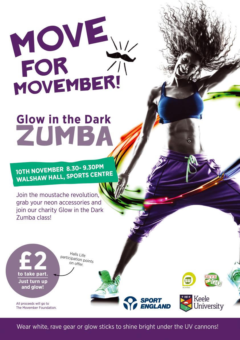 Zumba poster design - Zumba Poster Design 17