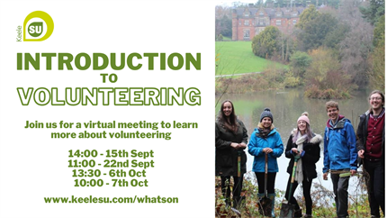 Give It A Go - How to find volunteering opportunities?