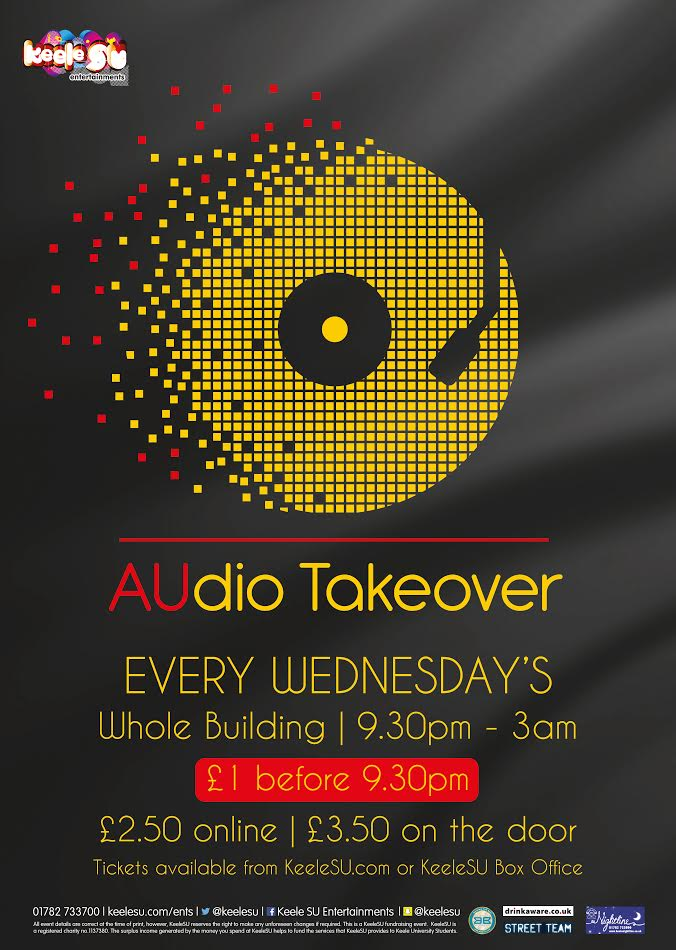AUdio Takeover