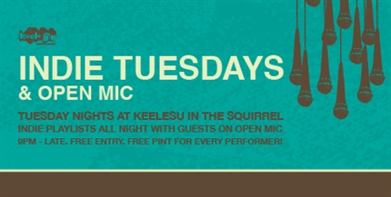 Open Mic & Indie Tuesdays