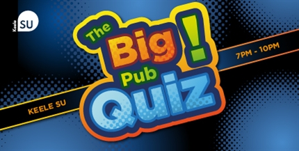 The Big Pub Quiz in the SU!