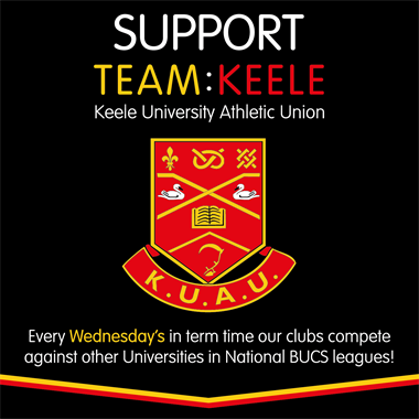 Image: Support Team:Keele
