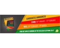 Click here for your KeeleSU Elections Candidates