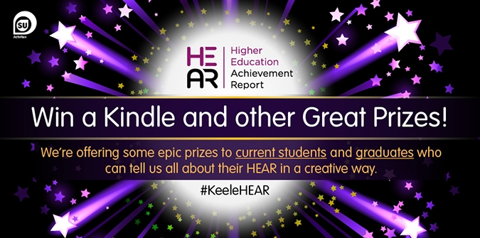 Win a Kindle and other great prizes. We're offering some epic prizes to current students and graduat