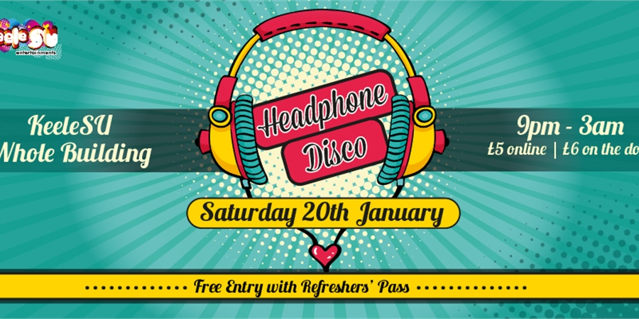 Headphone Disco Jan 20th 2018