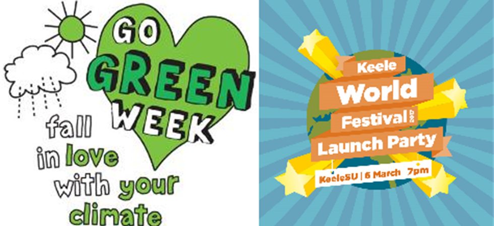 Green Week and World Festival Combined Logo