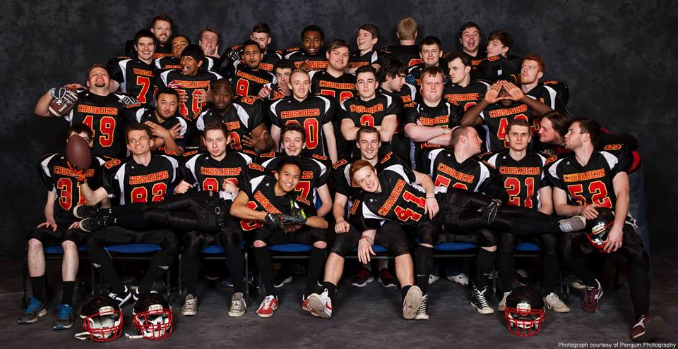 Keele Crusaders American Football Team