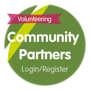 "Click here for ""Community Partners"""