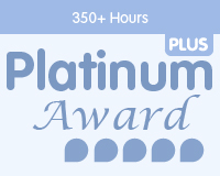 Platinum Plus Award