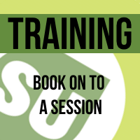 Training Book on to a session