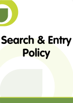 Search & Entry Policy
