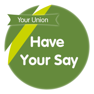 "Click here for ""Have your say"""