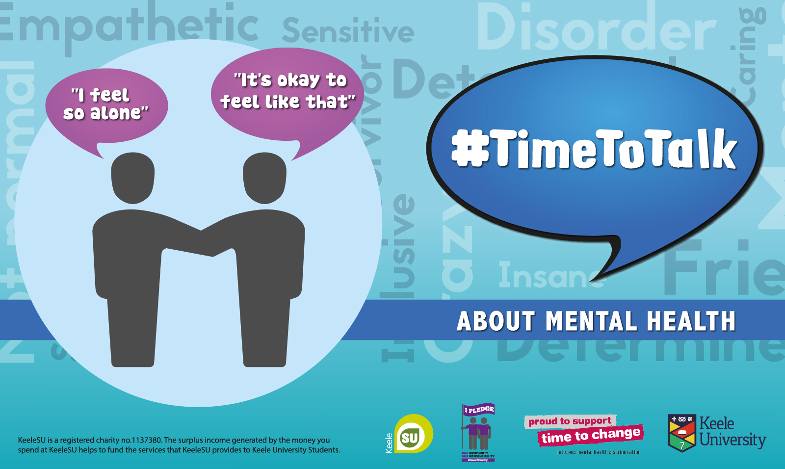 "click here for ""Time To Talk"" Campaign"