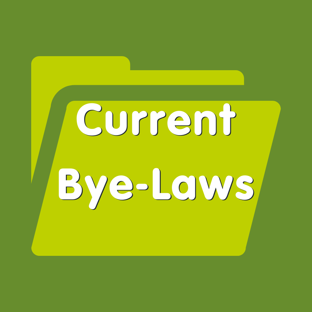 Current Bye-Laws